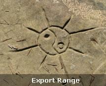 export range deliminated