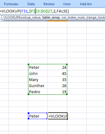 vlookup multiple conditions