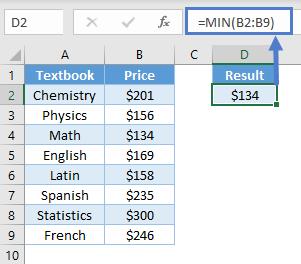 MIN Example 01