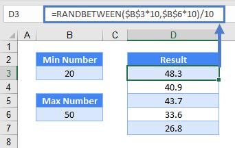 RandBetween Ex 03