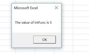 vba exit function