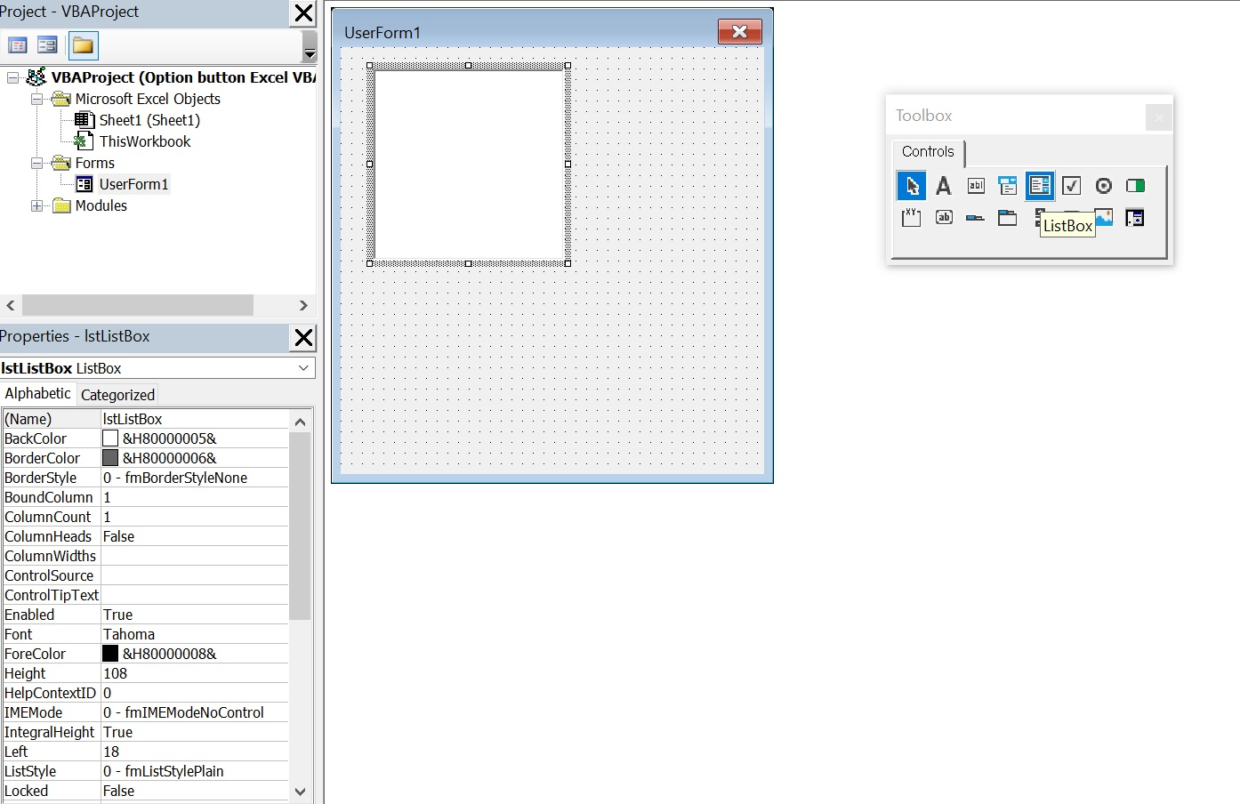 vba-insert-listbox-in-userform - Automate Excel