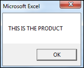 Using The UCase Function in VBA