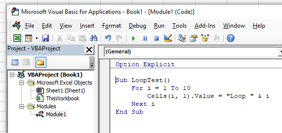 What is VBA? The Excel Macro Language - Automate Excel