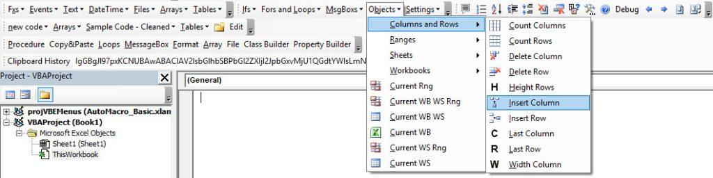VBA Code Formatter