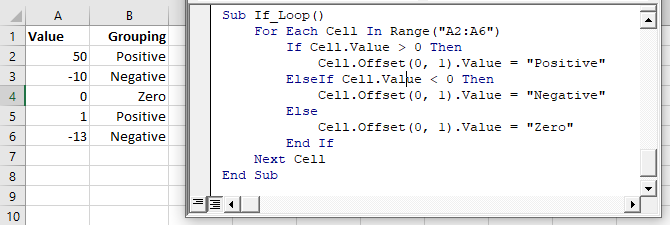 VBA If, ElseIf, Else (Ultimate Guide to If Statements ...