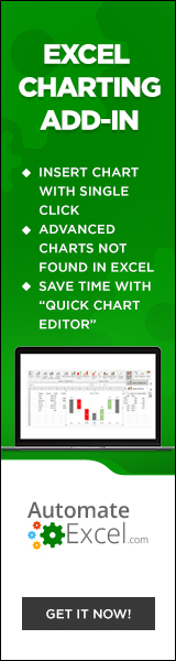 excel chart template add-in