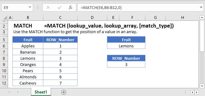 Match Main