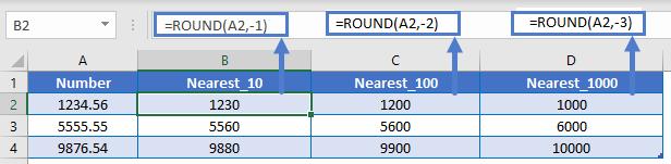Round 10 100 1000