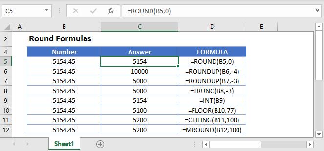 Round Formula main