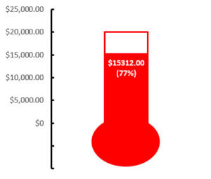 thermometer chart template free download