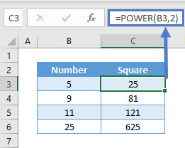 POWER Function