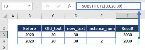 Substitute EX 05