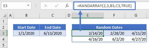 random date generator EX 04