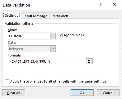 data validation dialog box 1