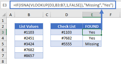 find missing values 04