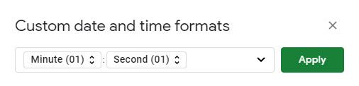 Google Format 05
