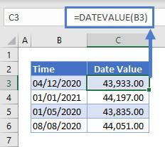 Date Value