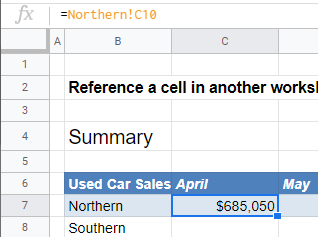 reference cell in another sheet workbook 20