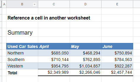 reference cell in another sheet workbook 21