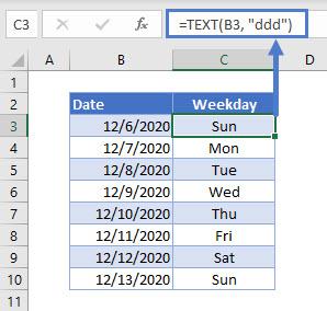 weekday abbreviations 01