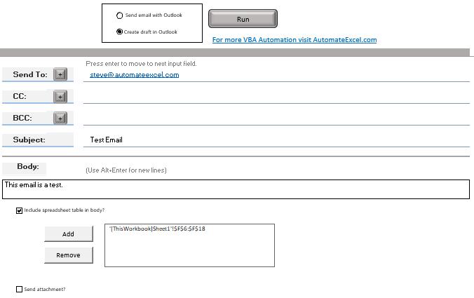 auto macro email sender