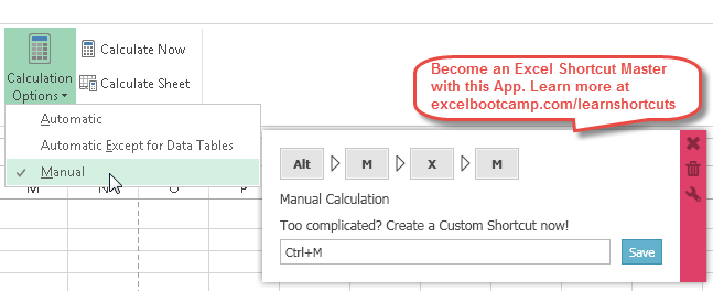 Automatic calculation excel mac 14